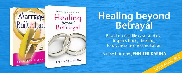 Make the right CHOICE and find HEALING BEYOND BETRAYAL