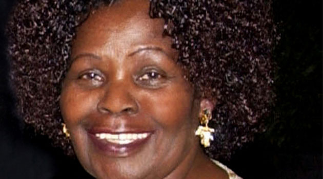 Celebrating the life of our National mother Mama Lucy Kibaki