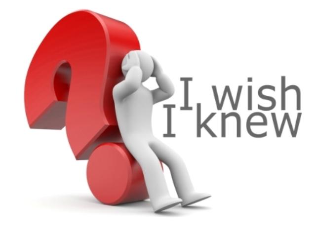 Things I wish I knew when I was younger - Jennie Karina