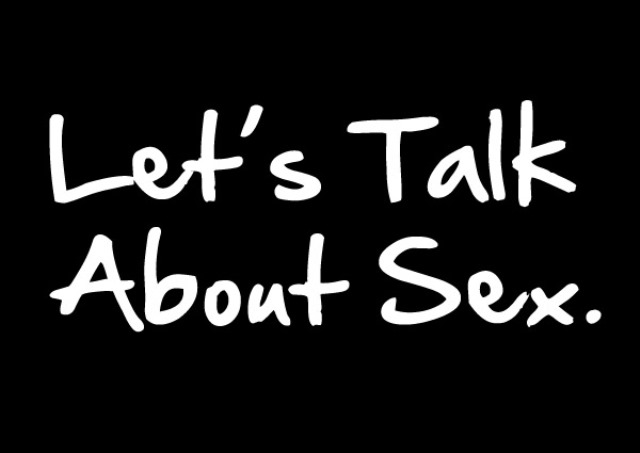 Communicate about sex and THRIVE